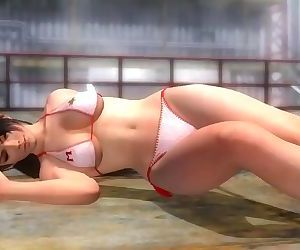 Dead or alive 5 sexy..
