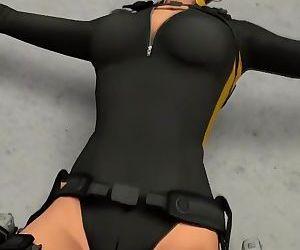 Lara Croft Shackled -..