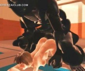 Anime karate girl..