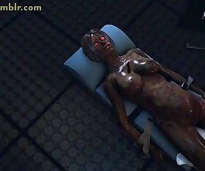 Lara Croft Experiment -..