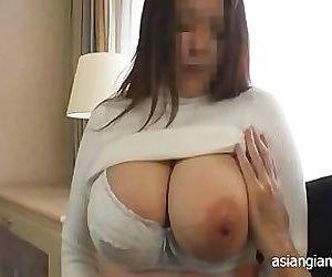 Asian Huge Boobs