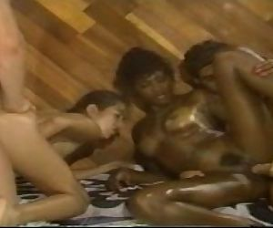 Vintage Orgy with Angel..