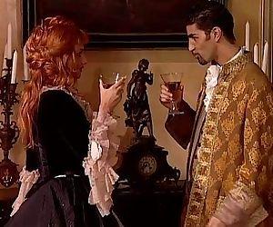 Redhead noblewoman..
