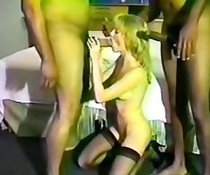 Black cocks fuck the..