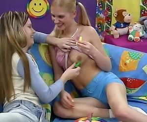 Teenage Home Video 9 -..