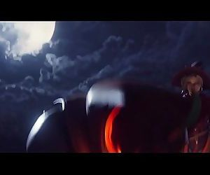 Witch Mercy X Reaper..