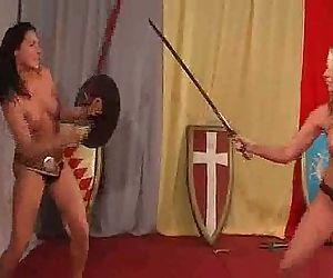 Gladiatrix Bloodbath 1..