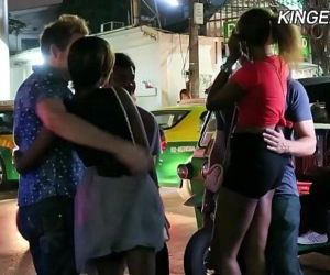 BLACK GIRLS in Bangkok,..