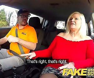 Fake Driving School..