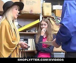 ShopLyfterGranddaughter..