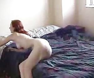 Hot Fired Up Redhead