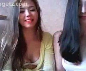 2 asian girls..