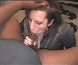 wife sucking off hubbys..