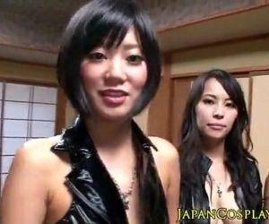 Asian cosplay ho..