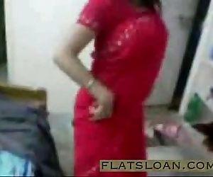 Indian Housewife Bindu..