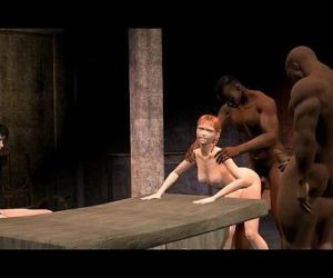 3D Animated Cuckold..