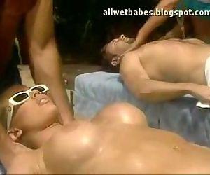 Jenna Jameson Massage