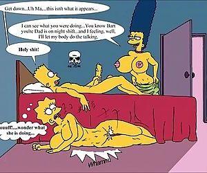 The Simpsons XXX - 6 min