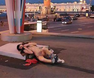 Street masturbation