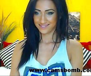 Webcam Brunette Live..