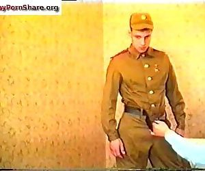 Soviet Army Vintage Gay..