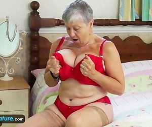 Granny Savana have to..
