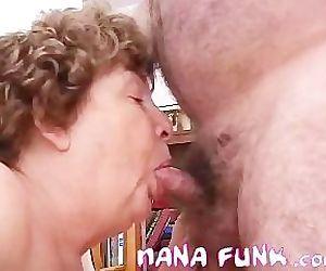 Nana Funk Pussy Licked..