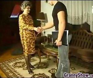 Granny Having Sex With..