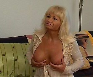 Sexy Mature Granny..