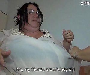 Old fat women fucking..