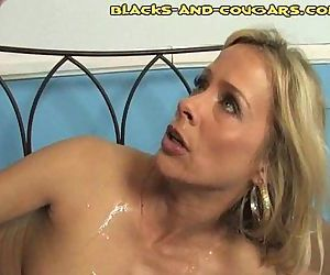 Cumming On A Housewife..
