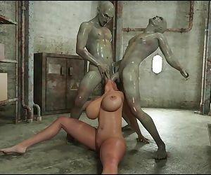 Animal Sensual 3D..