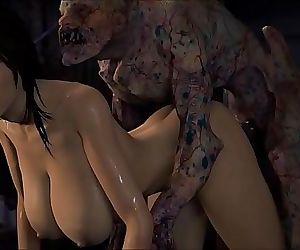 Lara Croft vol.3 Tits..