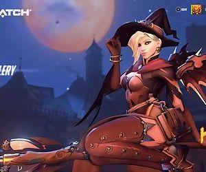 Overwatch Halloween..