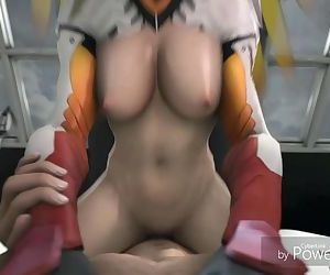 Overwatch/Mercy