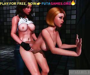 Dickgirl fucks unsubtle..