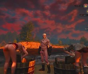 Be passed on Witcher 3:..