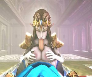 Zelda - Peer royalty..