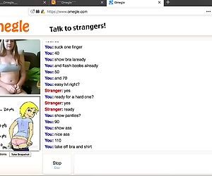 Omegle Recreation #4