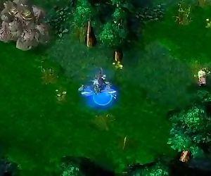 Warcraft 3 - DotA..