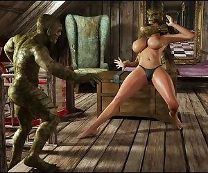 Animal Monster 3D -..