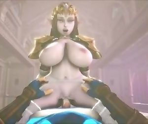 Peer royalty Zelda..