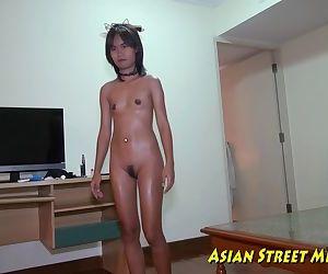 Small Tittie Thai Girl..