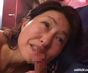 Milf Giving Blowjob For..