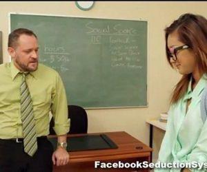 Hot School Girl Alina..