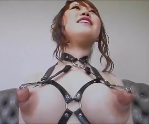Hot asian girl with..
