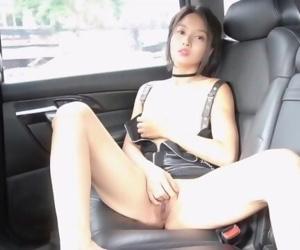 Cute Asian Girl fingers..