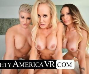 Naughty America Three..