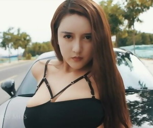 Chinese Model Bai Yi..