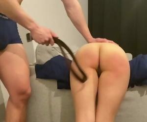 Naughty Schoolgirl Gets..